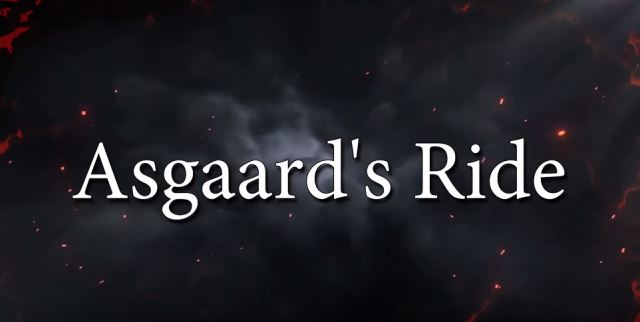 "BLACKSUN: Lyric video για το κομμάτι ""Asgaard's Ride"""