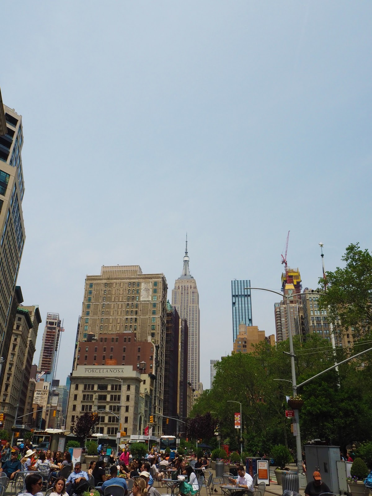 Honeymoon in New York
