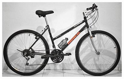 Harga Sepeda Gunung Federal Bekas Arena Modifikasi