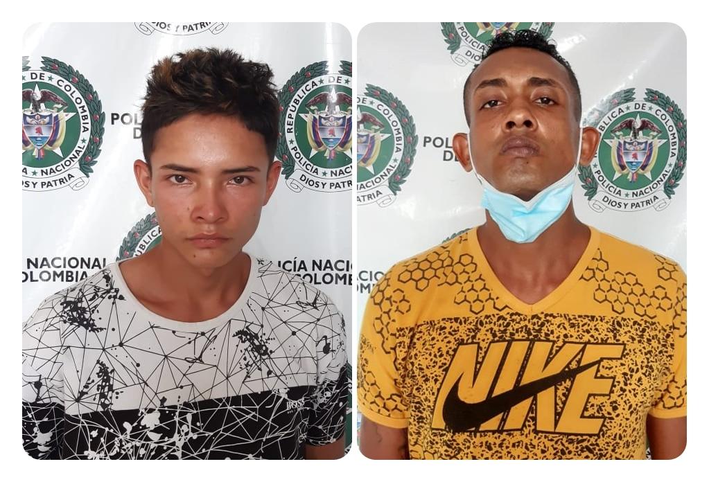 https://www.notasrosas.com/En el Barrio 'Cañagüate', de Valledupar: dos capturados en flagrancia, por Hurto de Celular