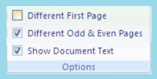 cara memberi halaman pada microsoft word