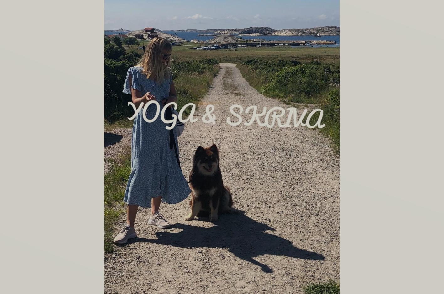 YOGA & SKRIVA