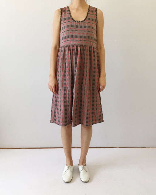 Ace & Jig Teasdale Dress in Twine