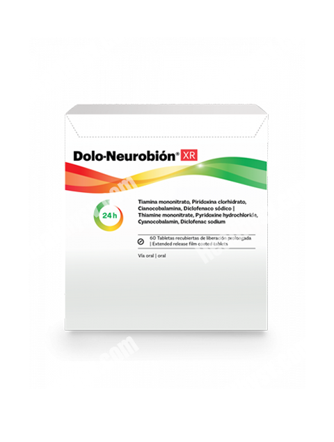 Dolo Neurobion XR tablets