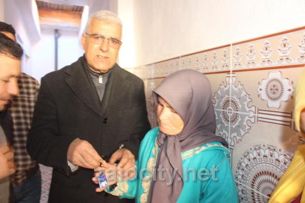 عمل احساني محسنين تضامن اجتماعي  المغرب الريف  زايو