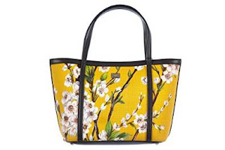 Dolce & Gabbana Purse with Floral Print