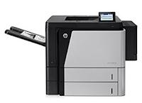 HP LaserJet M806dn Driver Download