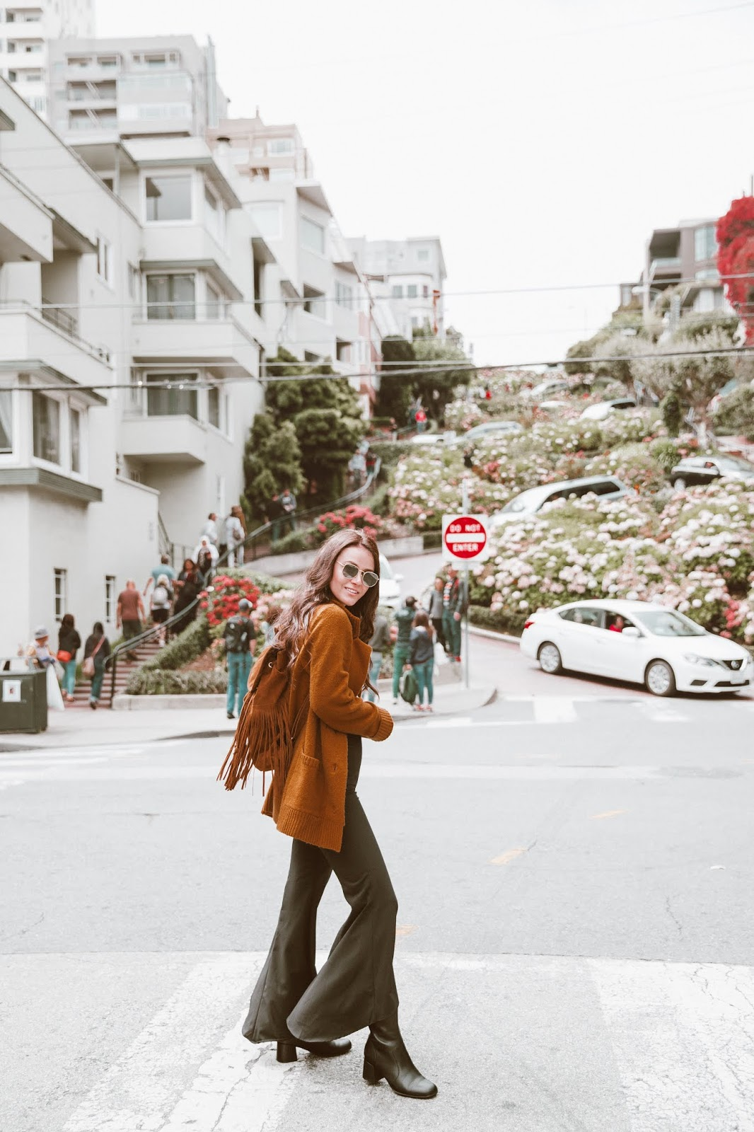 shelly stuckman, ArizonaGirl.com, San Francisco, travel blog, fashion blogger, Lombard Street