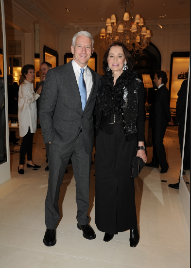 Anderson Cooper Won't Receive an Inheritance From Mom Gloria
