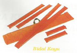 Bidai Kayu