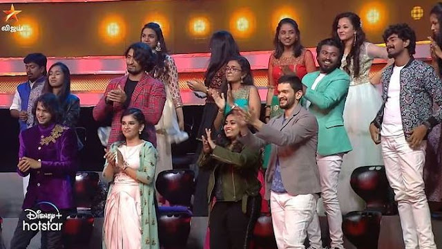 super singer 8 contestants