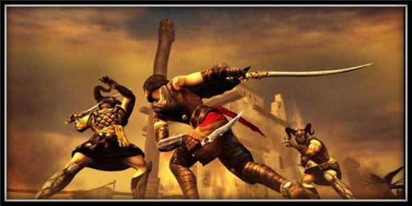 Free Game Prince of Persia The Two Thrones PC Download