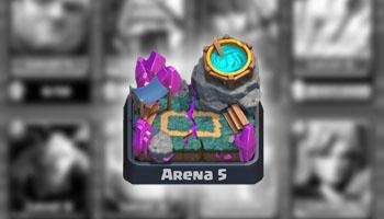 Kumpulan Formasi Troops Deck Arena 5 Clash Royale Terbaik