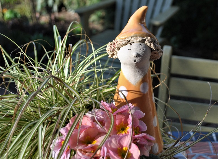 Geschenke für Ostern - Gartendeko