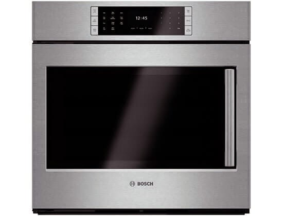 Bosch Benchmark Single 30 Quot Side Swing Wall Oven Hblp451luc