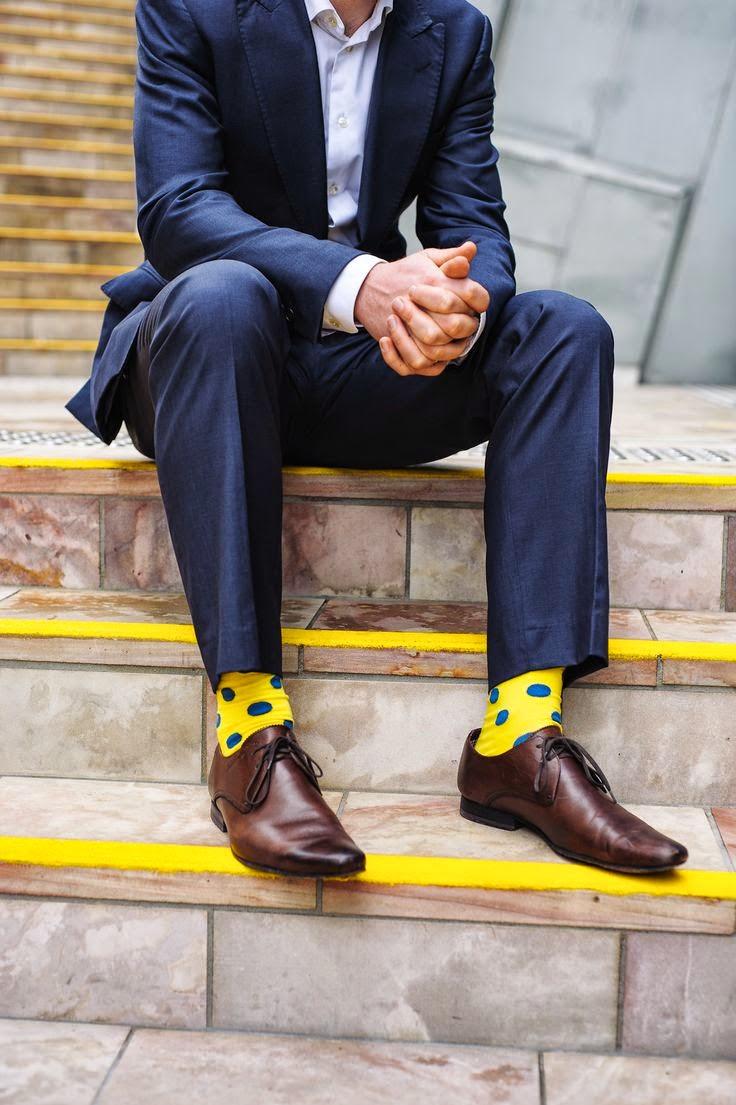 DeaTwilightZone - meia colorida está na moda