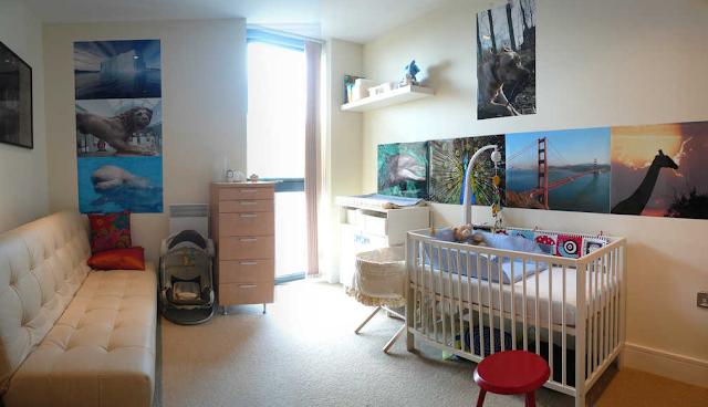 decorar la habitacion del bebe juegos