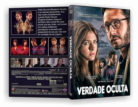 CAPA DVD – VERDADE OCOLTA – ISO