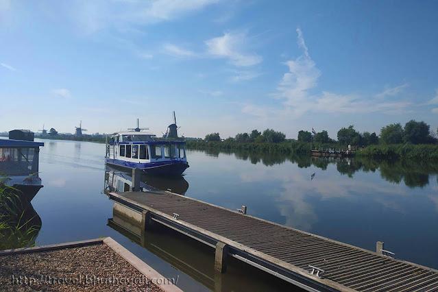 Kinderdijk Windmills Boat Hop-on Hop-off