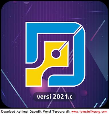 download installer aplikasi dapodik versi 2021.c exe dan panduan pdf tomatalikuang.com