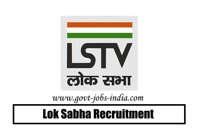 Lok Sabha Translator Recruitment 2020 – 47 Translator Vacancy – Last Date 27 July 2020