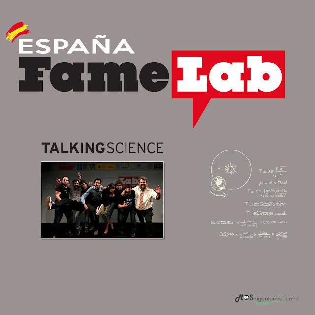 FameLab España 2017