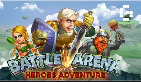 Battle arena heroes Apk Free on Android Game Download