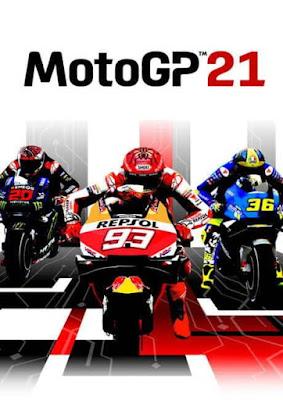 Capa do MotoGP 21