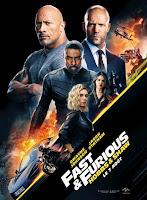 Estrenos en España 2 Agosto 2019. Fast & Furious: Hobbs & Shaw