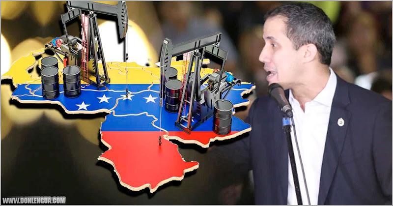 Juan Guaidó llamó a una transición urgente de gobierno tras caída de los precios del crudo