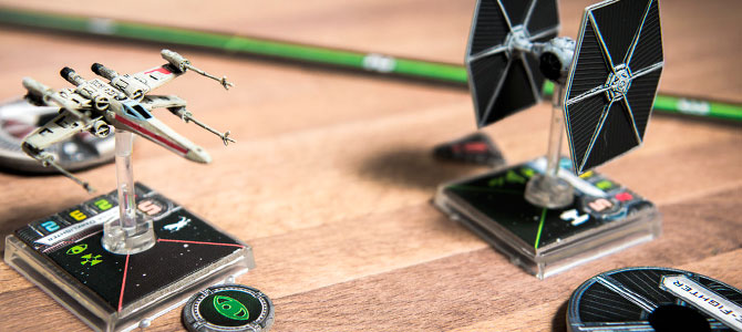X-Wing close-up