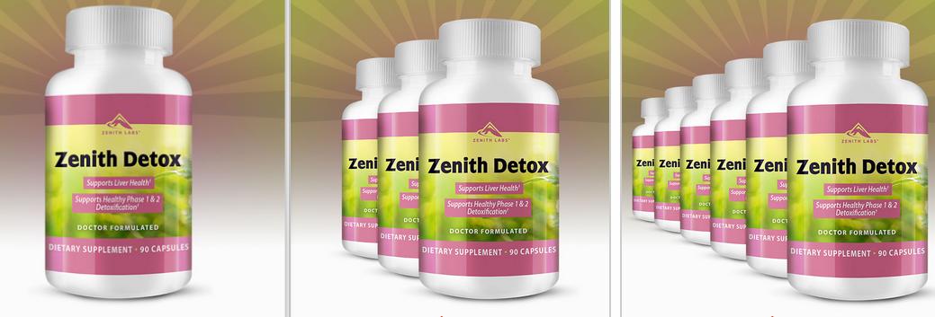 Zenith Detox - Liver Support