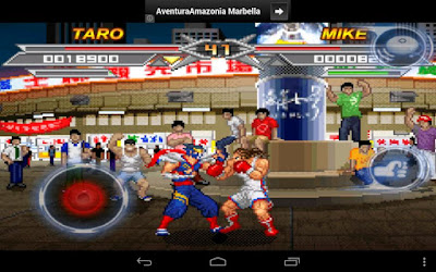 Game Kung Fu Do Fighting For Android