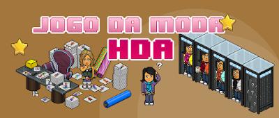 Mande sua pergunta para o participante do Jogo da Moda HDA