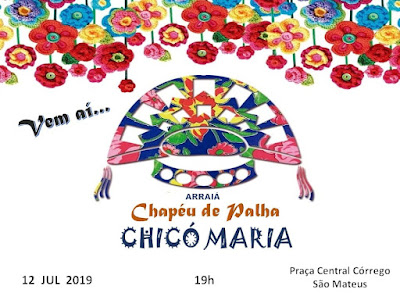 Chicó Maria realizará festa junina na rua
