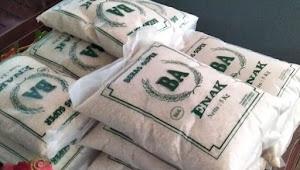 Tancap Gas, Ansor Ngabul Produksi Beras BA