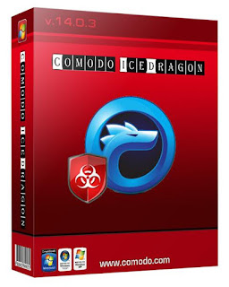 Comodo IceDragon Browser Portable