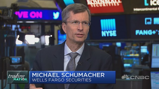 Don't calculate out a 2020 rate hike: Wells Fargo's Michael Schumacher