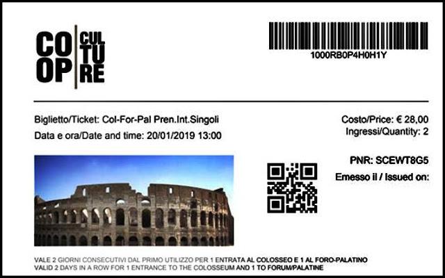 pareri pret bilet online intrare colosseum 2019 2020