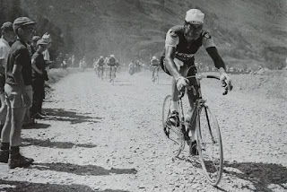 "Le Tour de France 1967 sur le ""gravel"""