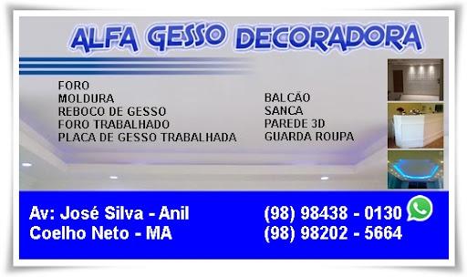 ALFA GESSO DECORADORA