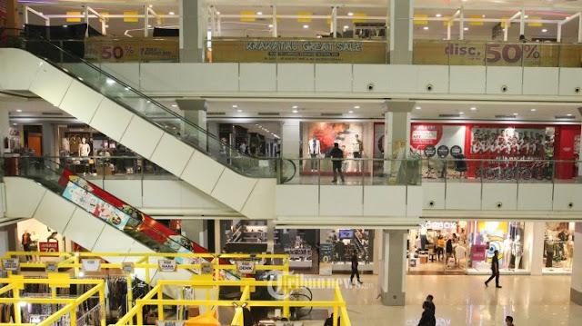 Imbas PPKM, APPBI: Dana Cadangan Habis, Beberapa Pusat Perbelanjaan Akan Dijual
