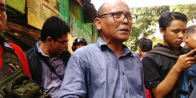 Bela Pemukiman Liar, Syarif DPRD Fraksi Gerindra: Saya Minta Ahok dan Wali Kota mundur Dari Jabatanya