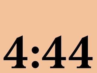 Jay-Z 4:44 Album