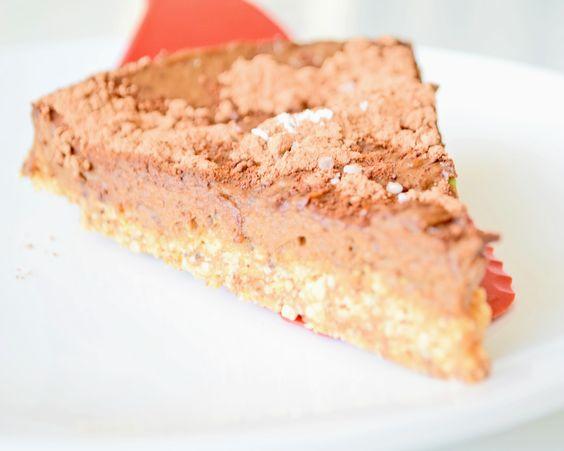 wegańskie ciasto czekoladowe