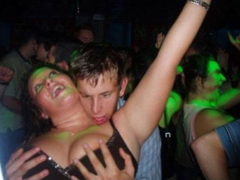 Bilderesultat for nightclub fails
