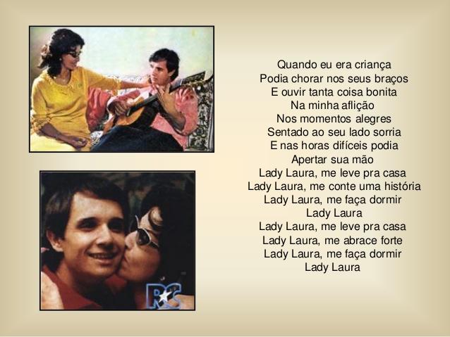 Lady Laura La Canción De Roberto Carlos