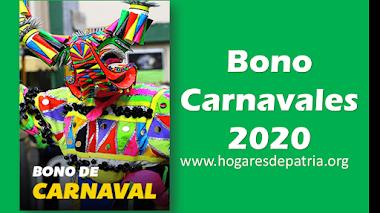 Bono Carnaval Febrero +(Escanea Veqr)