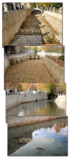 Obras Ría Aranjuez