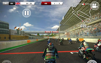 SBK 16 Official Mobile Game v1.0.6 Mod Apk Full Unlocked